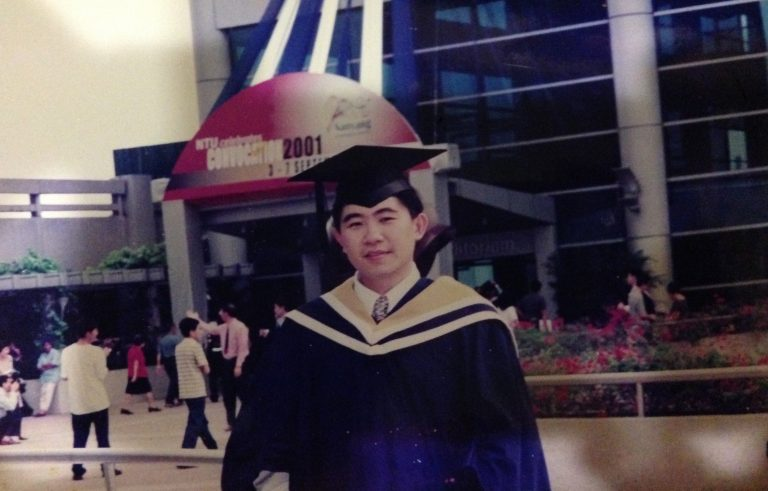 Graduation From NTU